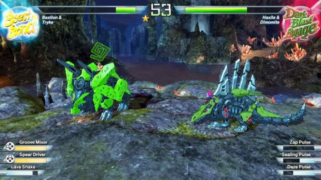 Zoids Wild Blast Unleased Review