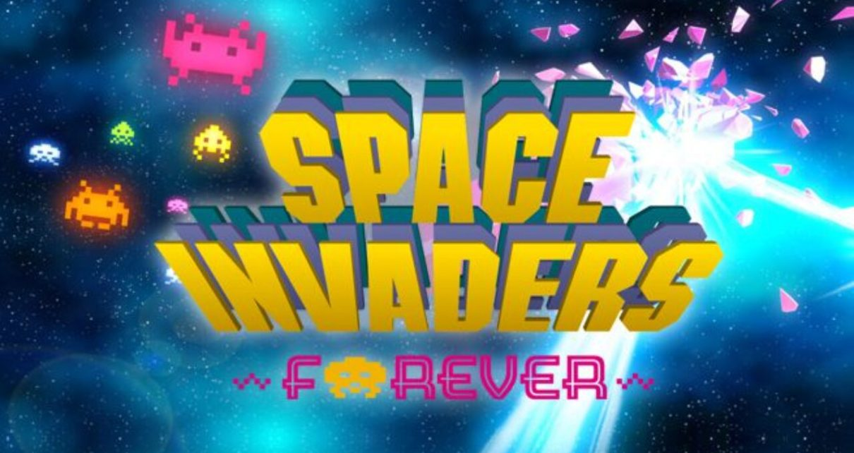Space Invaders Forever Review header