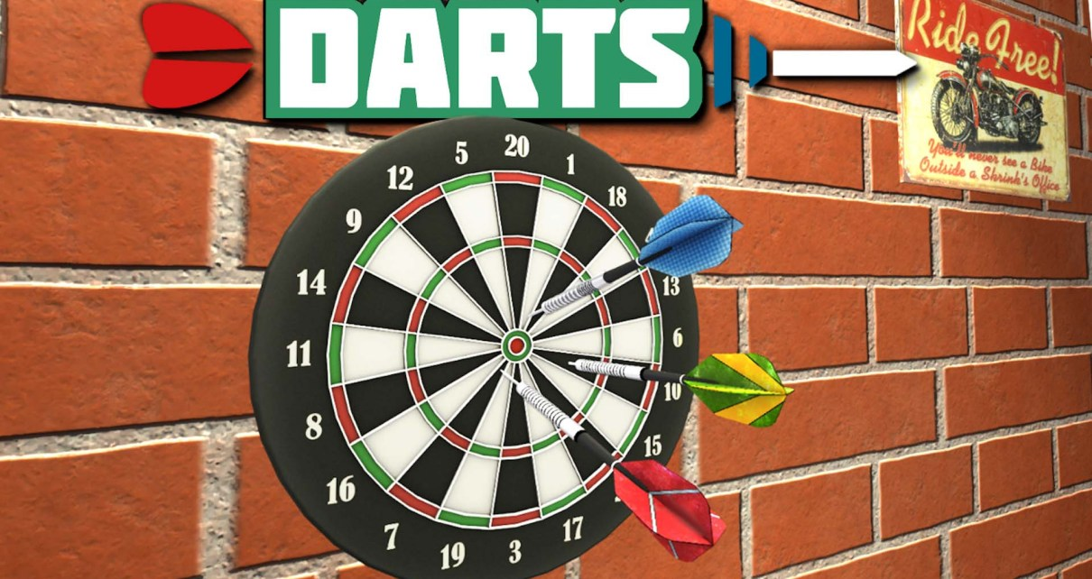 Darts Review Header