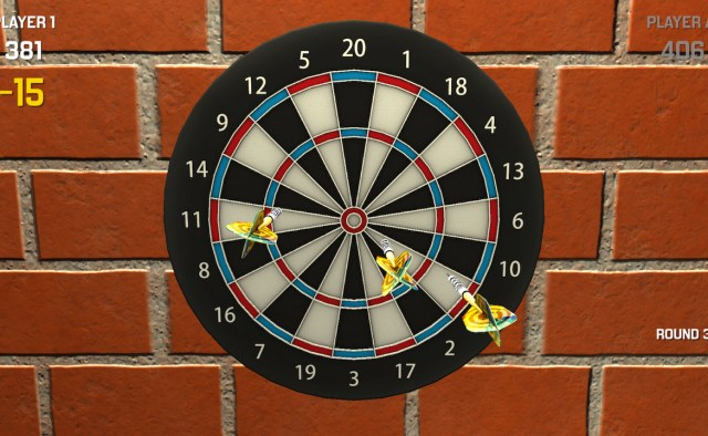 Darts Review PS4