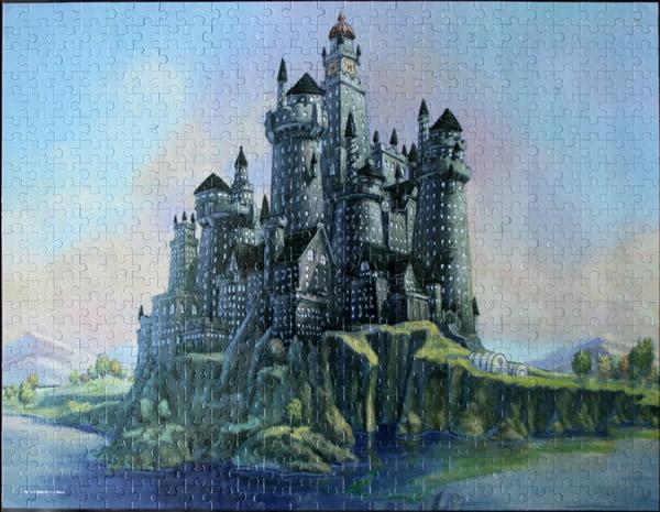 Image result for hogwarts grounds illustration