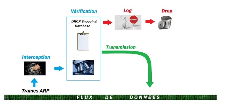 Dynamic ARP inspection (DAI)