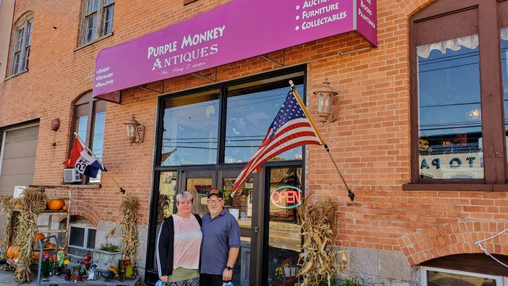 Purple Monkey Antiques