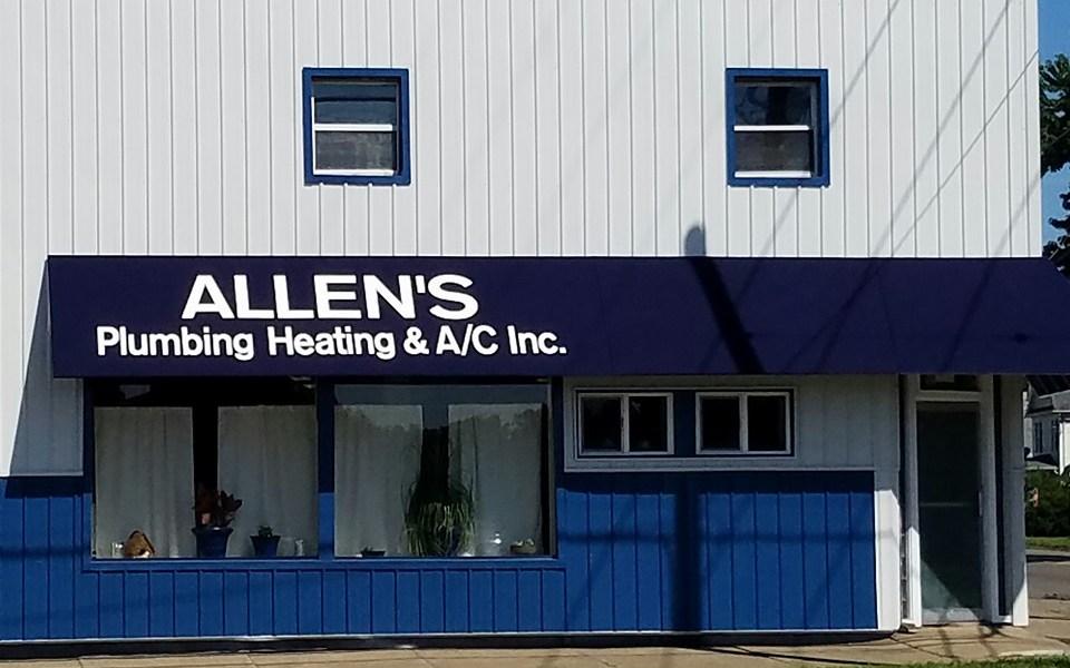 Allen's Plumbing, Heating & A/C Inc.