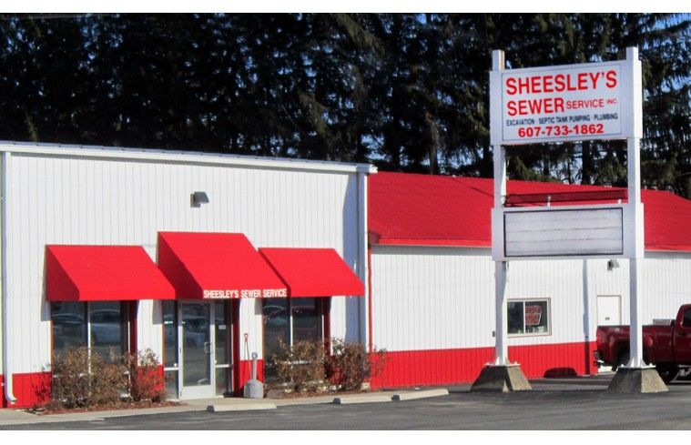 Sheesley's Sewer Service Inc