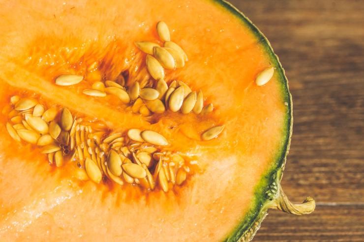 How To Pick a Ripe Melon