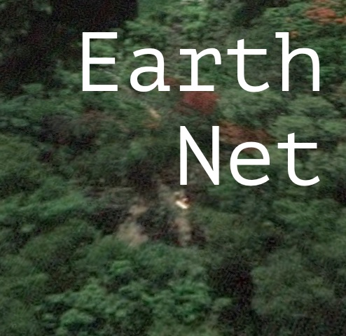Earth Net: Tour Sunday 12:30-1:30pm