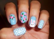 easter nail art fingernails2go