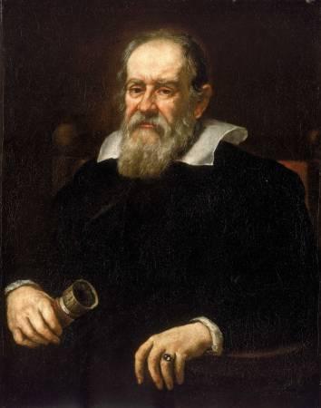갈릴레오 갈릴레이 - Justus Sustermans (1636)