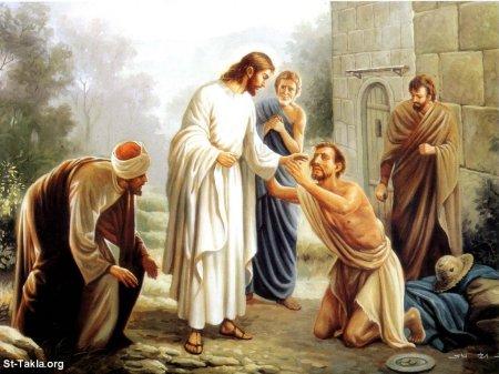 나사렛 예수님이 장님의 눈을 뜨게한 기적 - 역사서가 기록한 예수