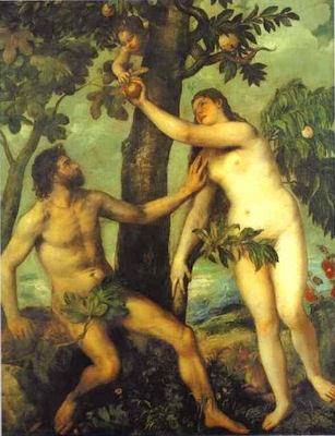 무화과 나무 치마 - 창세기