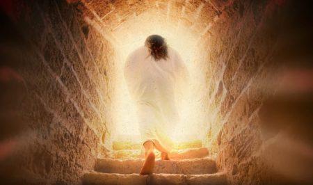 예수님의 부활 - 영광의 예수님