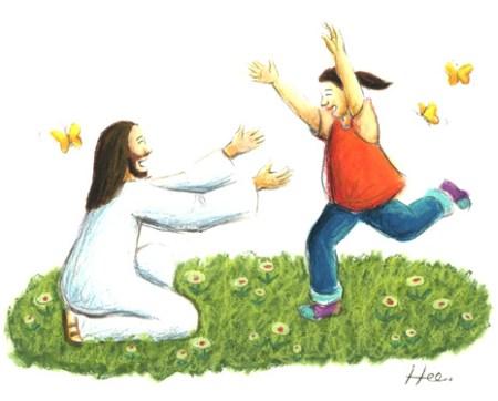 예수님의 사랑 - 예수 그리스도의 십자가 복음