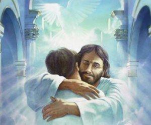 천국에서 나를 안아 주시는 위로자 예수님의 강력한 은혜