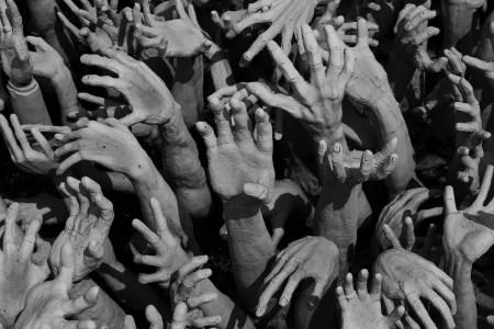 지옥의 손들 - 오른손이 죄를 지었으니 잘라라