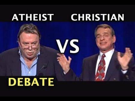 크리스토퍼 히친스 vs 윌리엄 레인 크레이그
