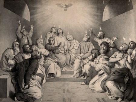 사도들을 담대하게 만든 오순절 성령 강림 사건