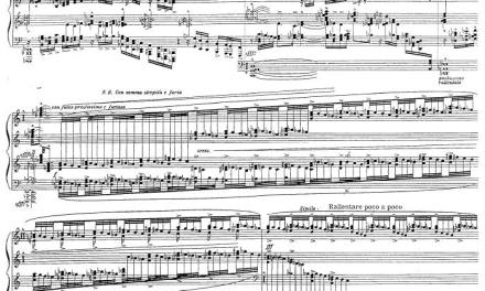 Lesson 5 : The Space Between the Notes