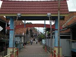 Gerbang Kampung Kapitan