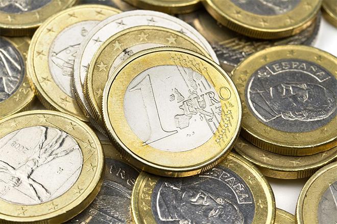 Érmék 1 euró