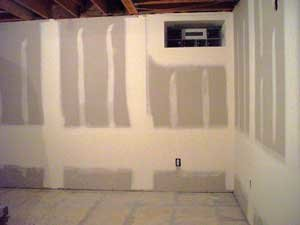 Drywall Finishing Mudding And Taping Drywall Is Easier If