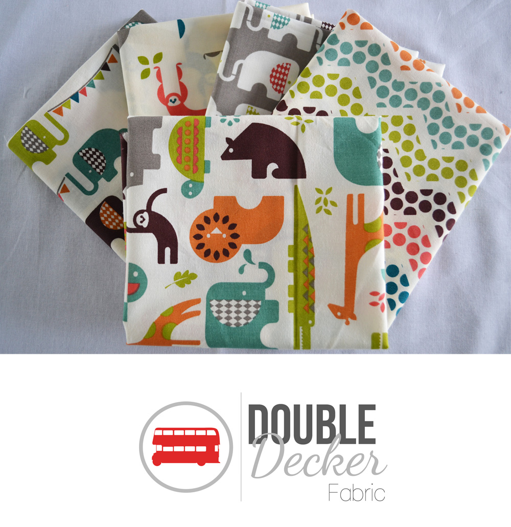 Double Decker Fabrics Give Away Prize