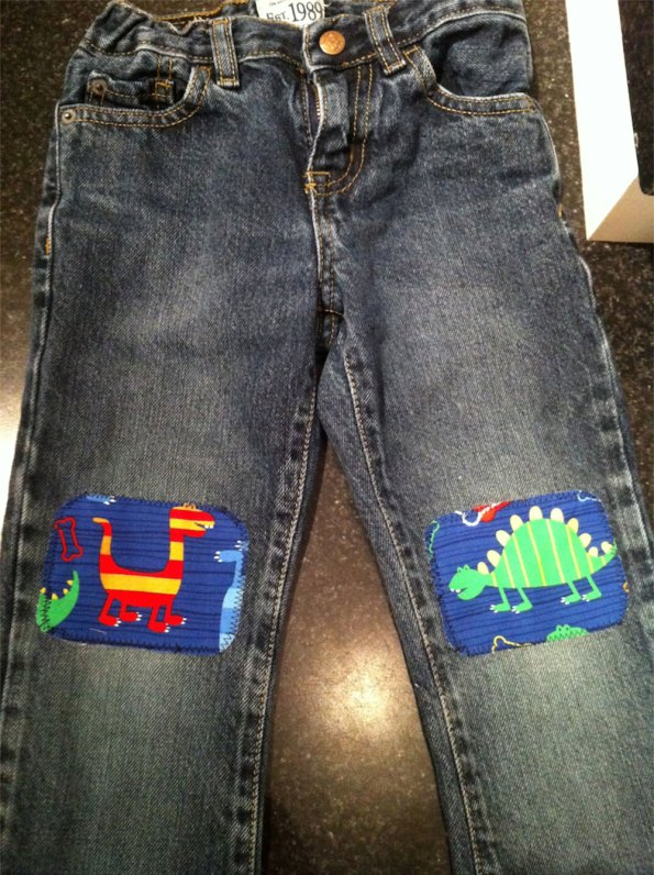 Dino Patches