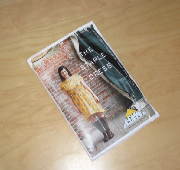 The Staple Dress sewing pattern by April Rhodes.
