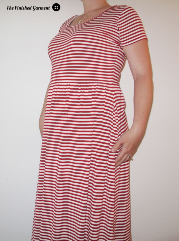 Colette's Moneta, as sewn by The Finished Garment