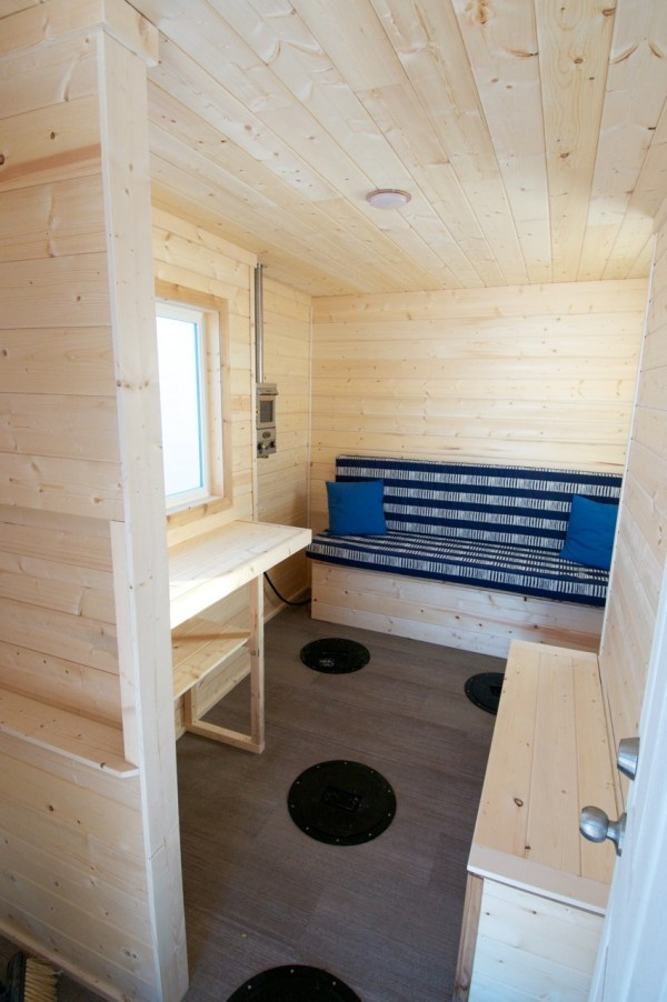 FRC Ice Fishing Hunting Shack Finished Right Contracting