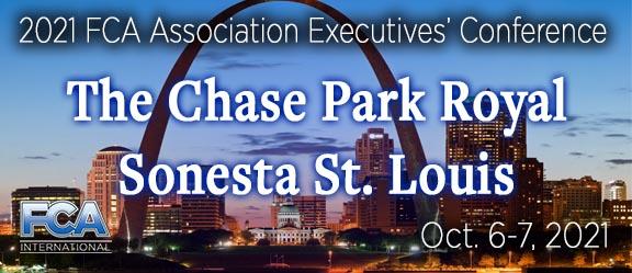 2021 FCA International Association Executives' Conference