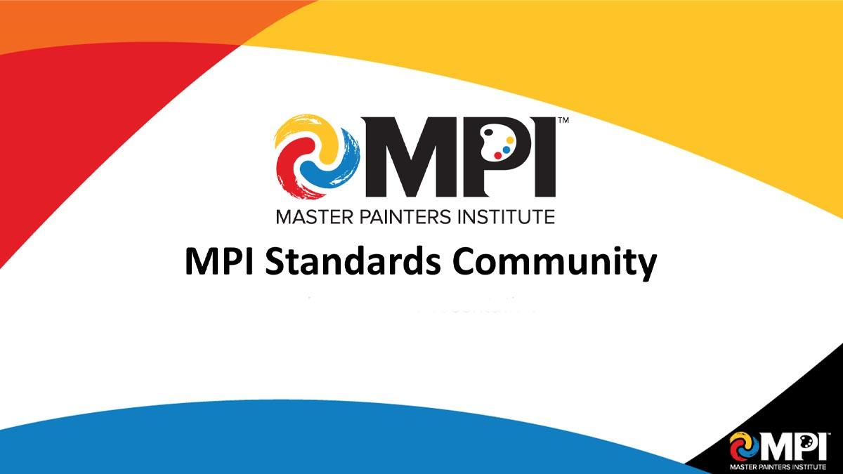 MPI Standards Community