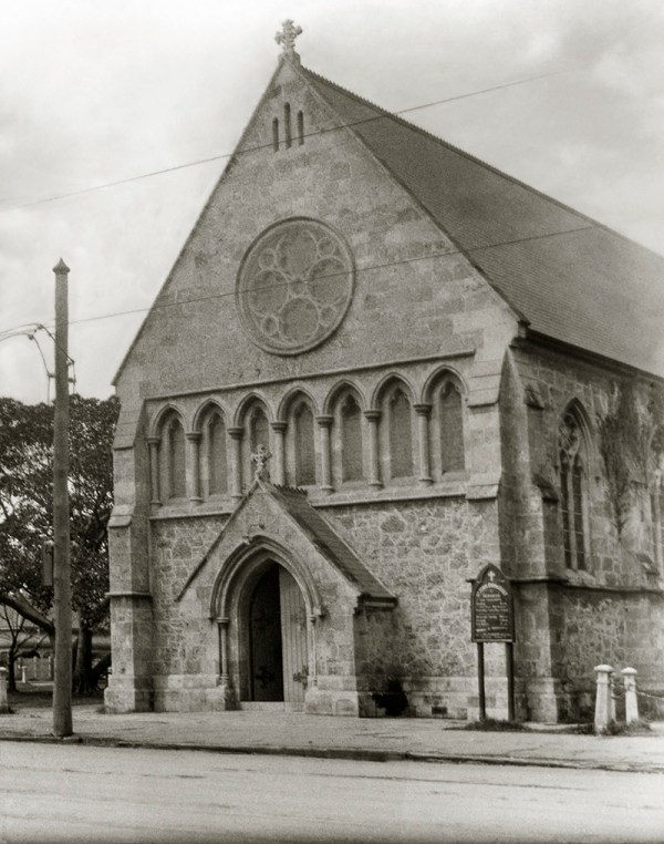 St Johns Church Fremantle 1926 F132