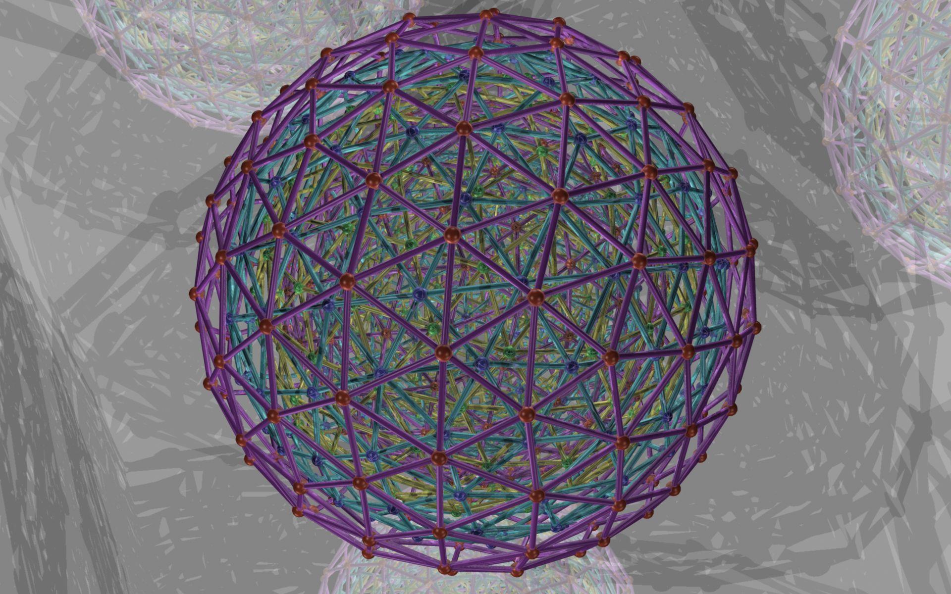 Geometry on Wireframe – ballAndStick