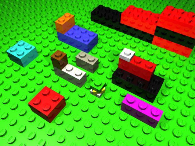 LEGO Modelling