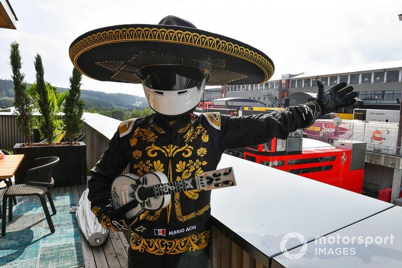 RADIO F1 – 2019: MÉXICO