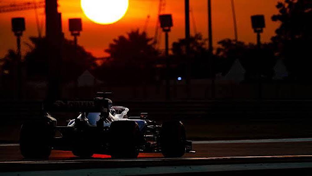 RADIO F1 – 2019: ABU DHABI