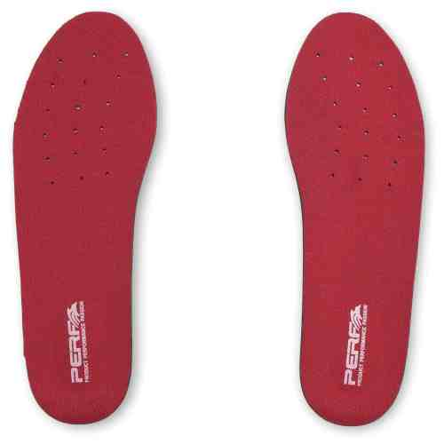 INSOLEDDR-RED - Closed Cell PU Insole - Double Front (Square)
