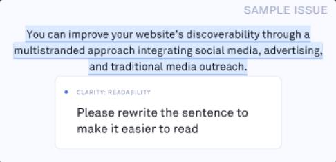 增加文章的可讀性