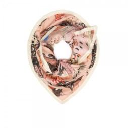 Bonus silk scarf