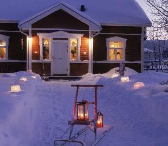 Finnen Trumen Von Grnen Weihnachten ThisisFINLAND