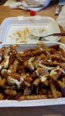 Bosnian sausage and potatoes