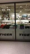 I just love the Tiger stores!