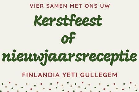 Finlandia blijft open tijdens de feestdagen