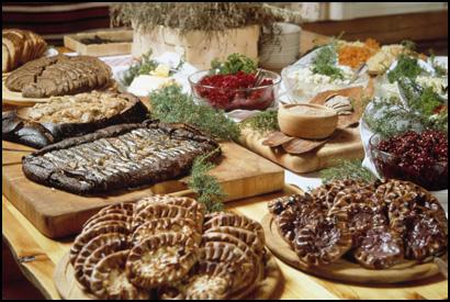 gastronomia y cocina internacional  Finlandia Por Descubrir