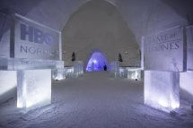 Game of Thrones Themed Ice Hotel Finland