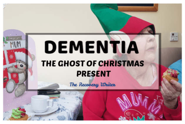 Dementia the ghost of Christmas present.