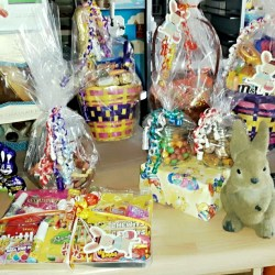 Our Easter counter