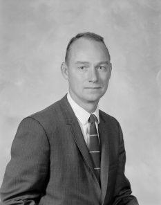 Bill Tindall, NASA S67-50099