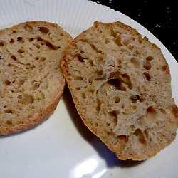 Siden med brød
